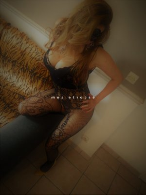 Roselys escort girl massage érotique