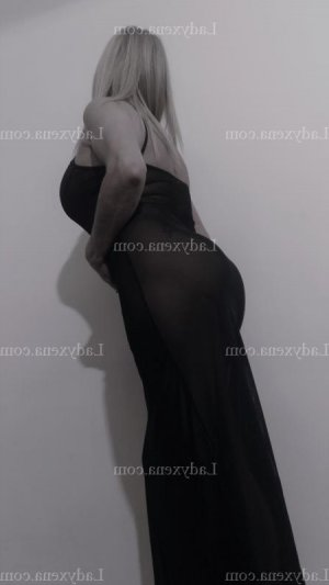 Candyce escorte massage