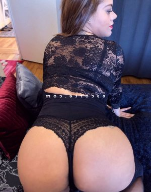 Anyse escort girl massage érotique à Meythet